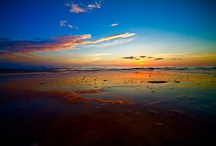 Beach Sunsets / Sunset photos I have taken. / by Darin Crofton Photography