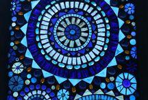 Mosiac / Craft tiles mosiac