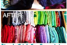Messy Closet? Clean it Up! / How messy is your closet? Do you drop articles of clothing, shoes, and leftover food into your closet and hope for the best. Three weeks later, you've forgotten what color the floor is in there, and you're having trouble closing the door to hide the mess. This is a common problem for many closet owners - their closet is a twisted mass of socks, hats, and everything in between. How can we help them organize their closet, and by extension, their life?