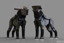 ROBOT ANIMALS