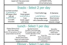 Candida diéta menü