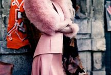 Think Pink! / Homage to Funny Face and all fashion shades of pink! / by Madame Truffaut