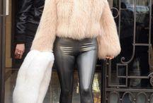 Lady`s in fur