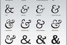 ampersand / at