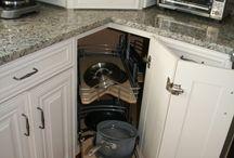 Kitchen / by Britney Pulliam