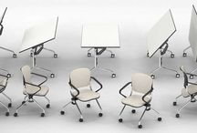 Tables, Stackable Chairs, Meeting Room Tables / by Pier Paolo Mucelli