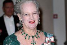 Danish royal jewels / History royal jewelry
