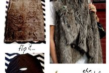 Swing,Faux Fur, & other covers,vests Etc.