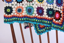 Crochet ~ Afghans & Pillows / by Cindy Valdez Salgado