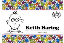 ART: KEIT HARING