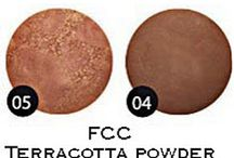 FCC Terracotta Powder Powerful Shading and Contouring - better than ___