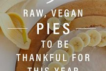 Vegan Raw Cakes