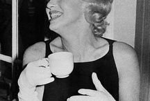 Tea with Marilyn Monroe