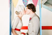 My retro wedding / My fifties wedding dream