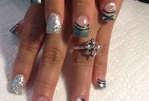 Silver and silver tips