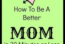 Mommy stuff