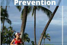 Injury Prevention / Some injuries are preventable. For more info visit nilssenorthopedics.com