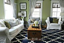 Living Room / by April Jones
