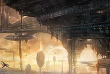 Science Fiction / by Jw Halsey
