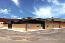 St. Bernard School / St. Bernard School | Architects | FORM Architecture Engineering | Cory Stechyshyn, OAA | Project Architect