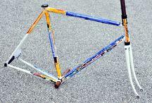 Painting Bike