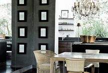 Color...Black / by Mona Thompson / Providence Design