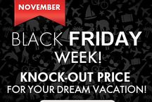 Black Friday deals 2014 / Black Friday travel deals 2014