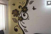 arabescos para decoración  de sala comedor etc