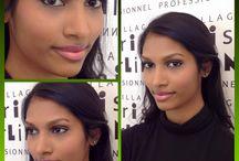 Referensjobb / Några bilder om vårt arbete i Paris Berlin Pro Makeup butiken i Karlstad, Herrgårdsgatan 12. Här jobbar vi med professionella, hudvänliga produkter i toppklass!