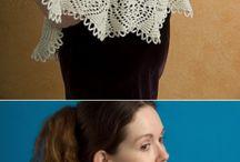 Вязание. Спицы. Шали