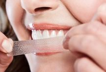 Pearly Whites! / Teeth whitening tricks & tips.