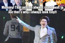 Funny EXO