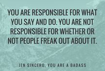 how to be a badass jen sincero