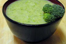 brokoli çorbası kremalı