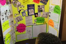 Literacy-Projects/Book Reports