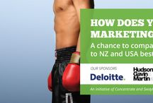 Market Measures 2015 / Market Measures is a national study that benchmarks the sales and marketing activity of New Zealand's technology companies. The aim of this survey is to give Kiwi technology companies useful information for planning their sales and marketing strategies.