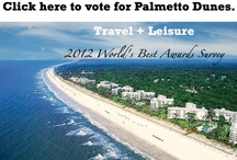 Awards & Accolades - Palmetto Dunes Oceanfront Resort / by Palmetto Dunes Oceanfront Resort