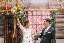 WEDDING TOSS IDEAS