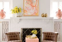 Fireplaces / by Casey