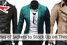 Top Styles of Jackets to Stock up on This Winter