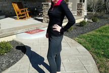 Modest Sportswear Style / Can't find any modest sports clothes? You are not alone. Check out this board for some modest workout and sports clothes inspiration, and some links to where you can get these outfits.