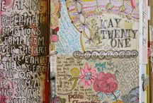 mixed media / by Kathy Cook