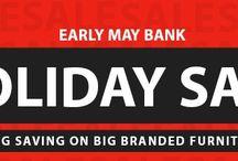Early May Bank Holiday Sale