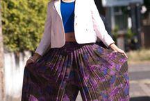 Peeks Zanjoo Lookbook / zanjoo, african womens fashion & attire, afro natural hair,