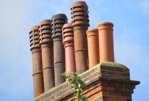 British Chimney Pots
