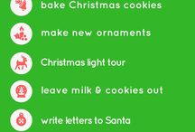 Non-Food Holiday Traditions