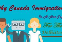 Canada Immigration from Delhi