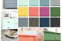 Paint colors for furnitures