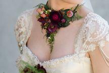A Fresh Floral Necklacerallado