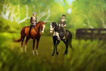 Diamond Heart Stables / My horses in The sims 3  http://dhstables.weebly.com